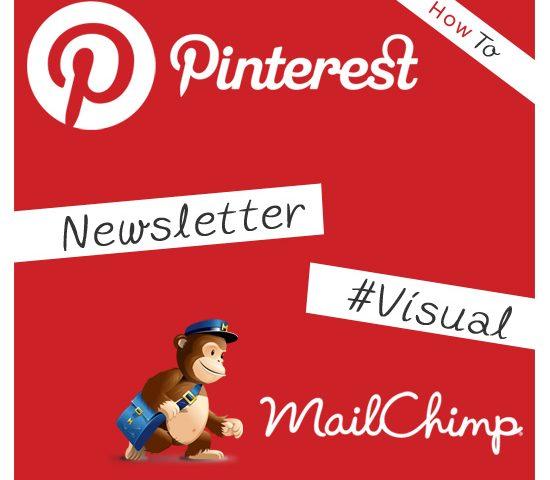 Pinterest: una newsletter tutta visuale!