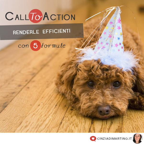 Call To Action: 5 formule per renderle più efficienti