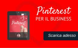 Guida a Pinterest per il Business