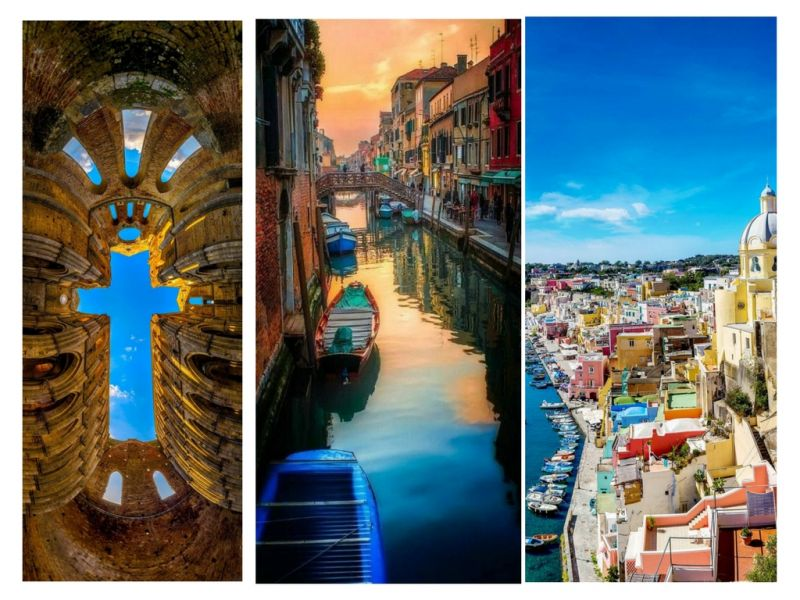 Fase Dream su Pinterest | Instagram e Pinterest a servizio del turismo