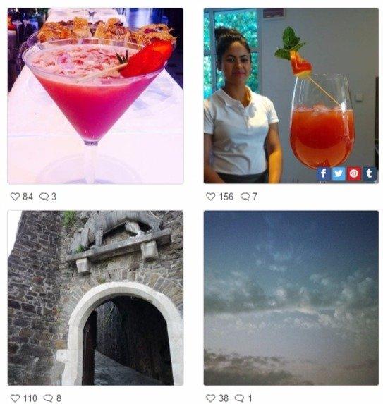 Hotel Franz | Instagram e Pinterest a servizio del turismo