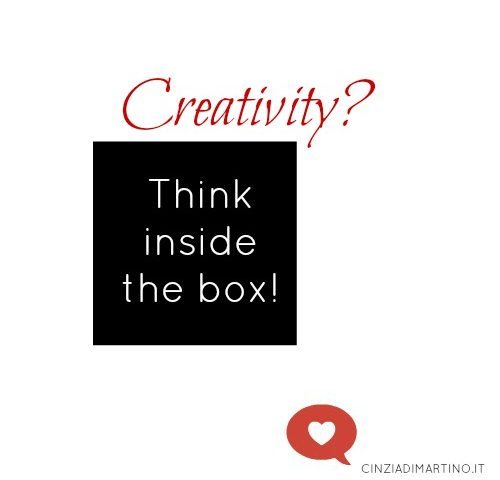 4 domande per ritrovare la creatività