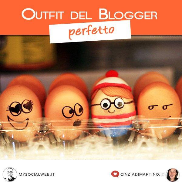 L'outfit del blogger perfetto