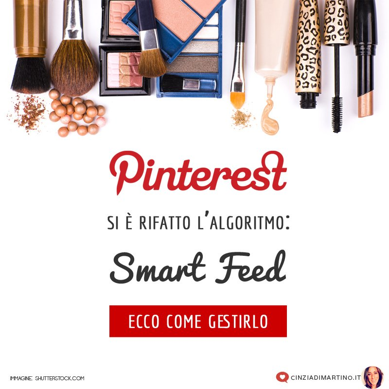 Smart Feed: Pinterest si è rifatto l'algoritmo!