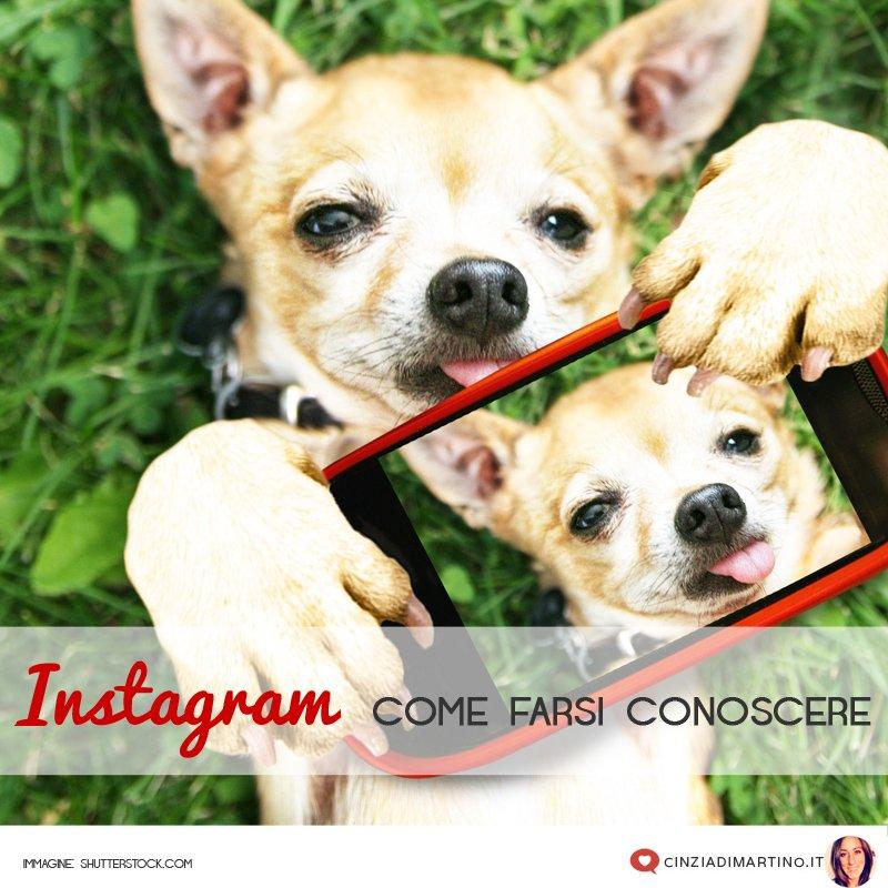 Come farsi conoscere su Instagram