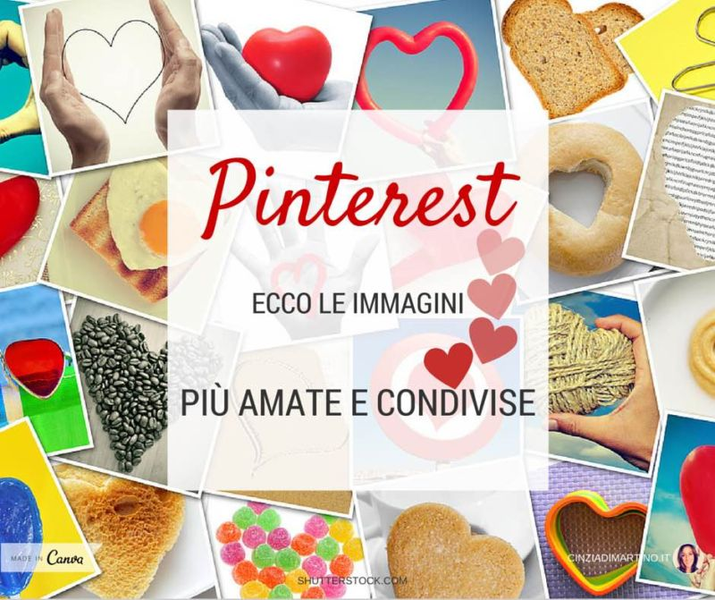 Pinterest: ecco le immagini più amate e condivise