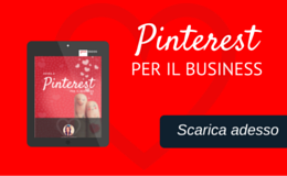 Guida a Pinterest per il business | Ebook