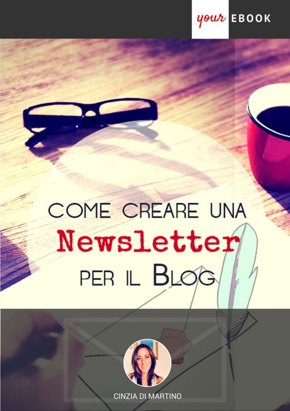[eBook] Newsletter per Blog
