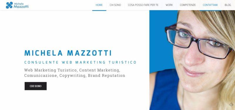 Michela Mazzotti | Cinzia Di Martino Portfolio