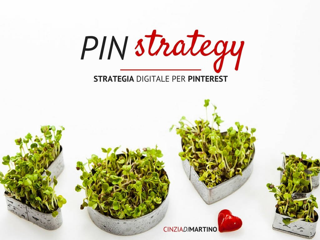 Pinterest | Strategia Digitale | Takeaway