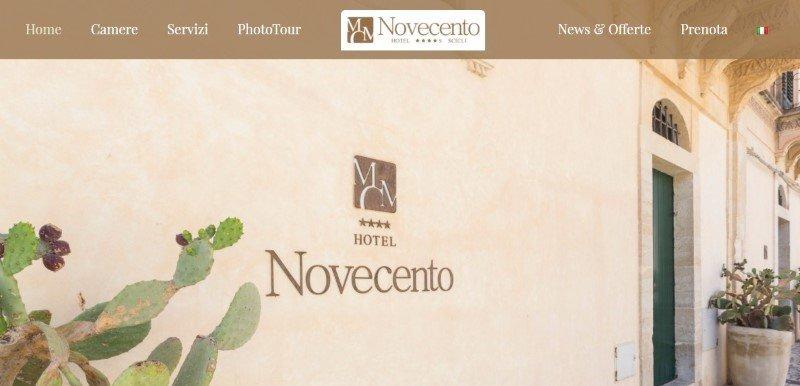 Hotel 900 | Cinzia Di Martino Portfolio