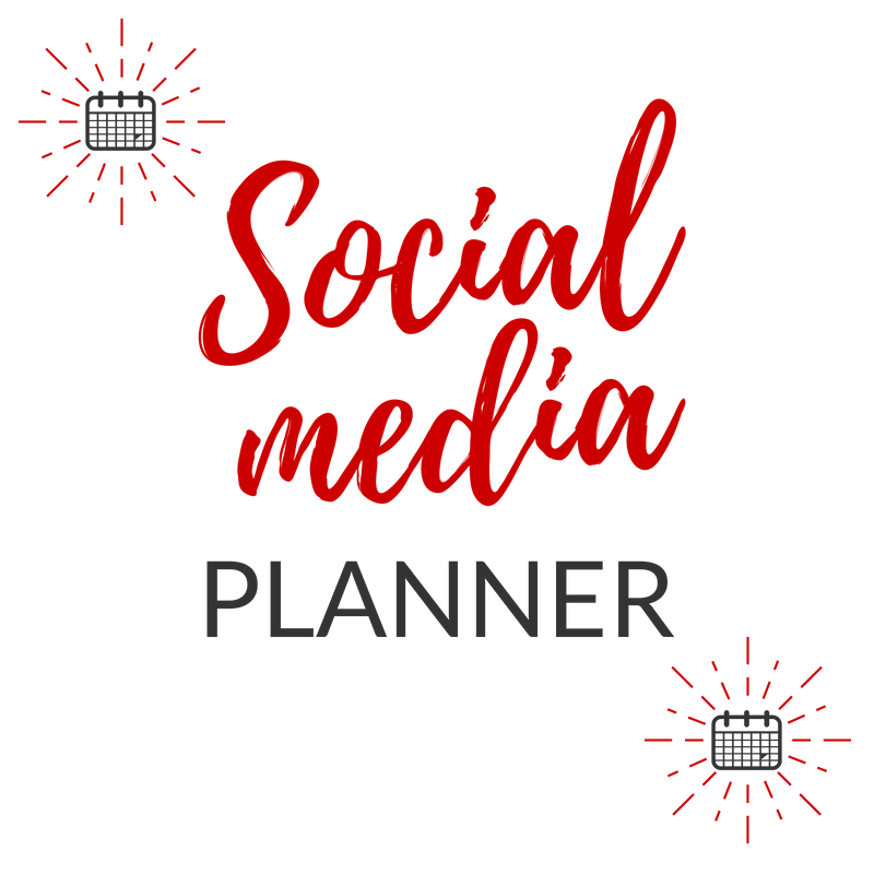 Social media Planner | Cinzia Di Martino | Pinterest - Social Media - Visual Content