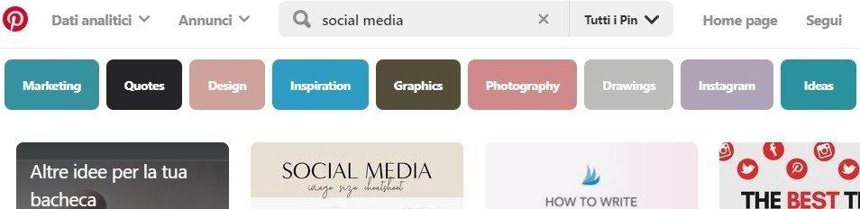 Come ottimizzare le bacheche su Pinterest | Cinzia Di Martino | Pinterest - Social Media - Visual Content