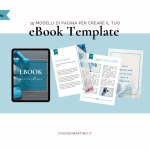 eBook Template Canva | Fitness | Cinzia Di Martino